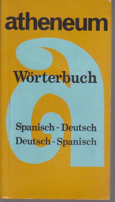 Diccionario aleman español y español aleman