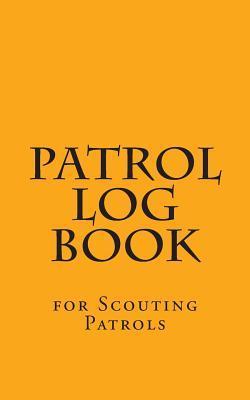 Patrol Log Book
