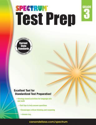 Spectrum Test Prep, ...