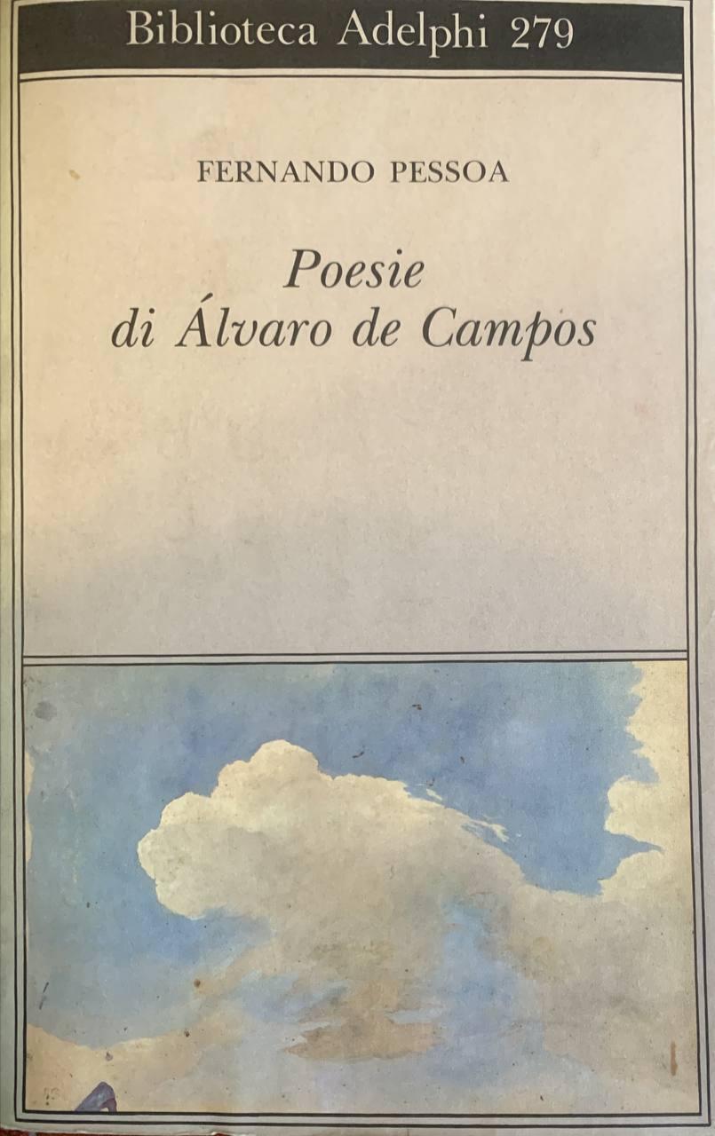 Poesie di Álvaro de Campos