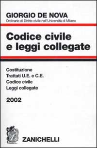Codice civile e leggi collegate 2002