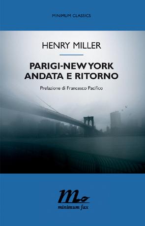 Parigi-New York andata e ritorno
