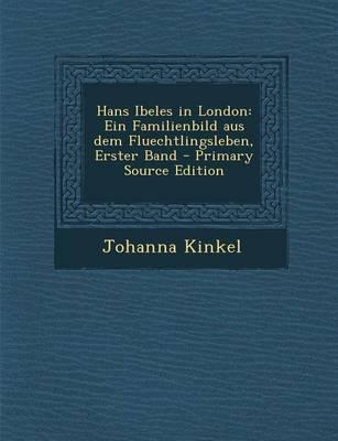 Hans Ibeles in London