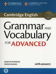 Grammar and Vocabula...