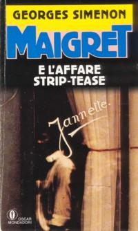 Maigret e l'affare strip-tease