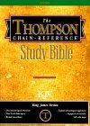 Thompson Chain Reference Bible