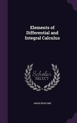 Elements of Differential and Integral Calculus