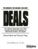 The biggest, the boldest, the best deals