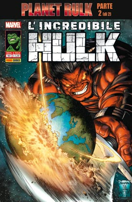 L'Incredibile Hulk n. 182