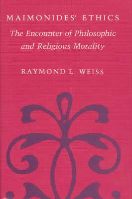 Maimonides' Ethics