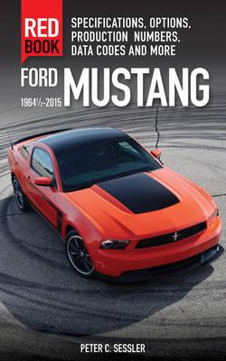 Ford Mustang 1964 1/2-2015
