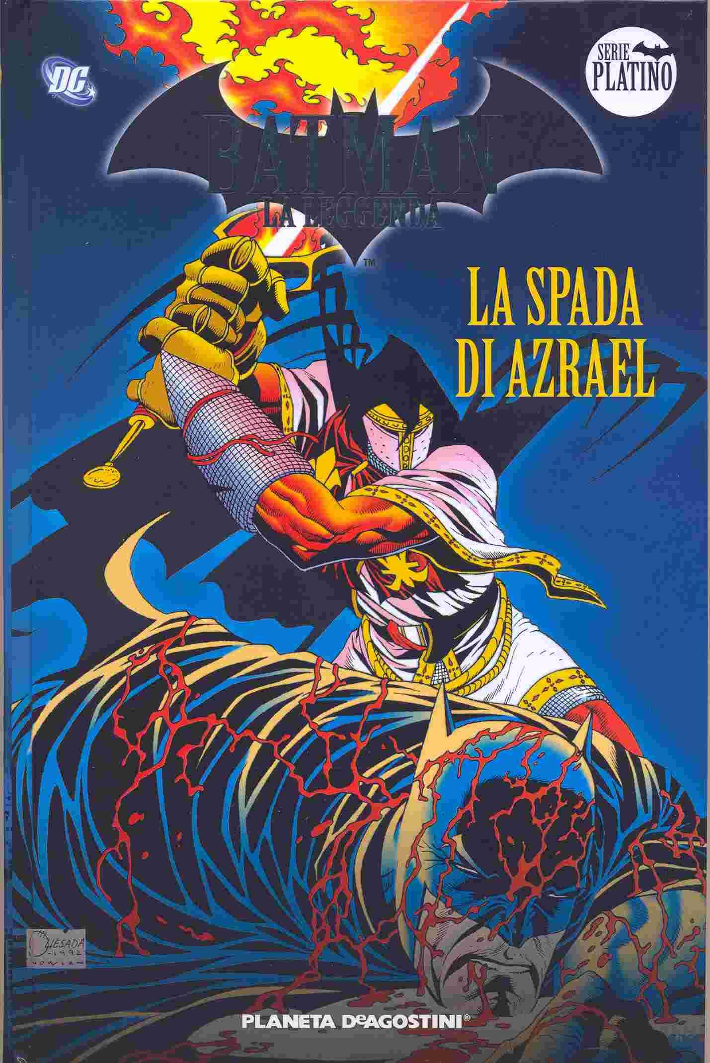 Batman la Leggenda n. 07