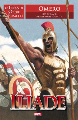 L'Illiade. Marvel illustrated