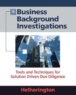 Business Background Investigations