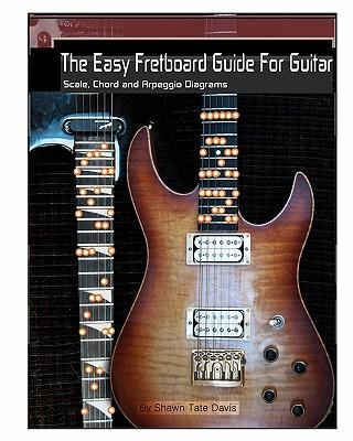 The Easy Fretboard Guide for Guitar
