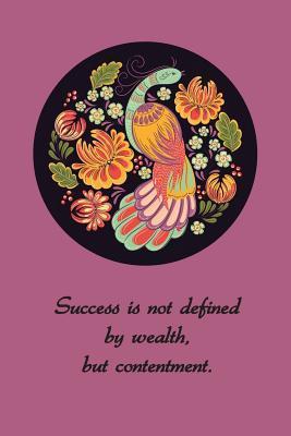 Success is not defin...