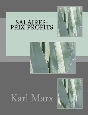 Salaires-prix-profits