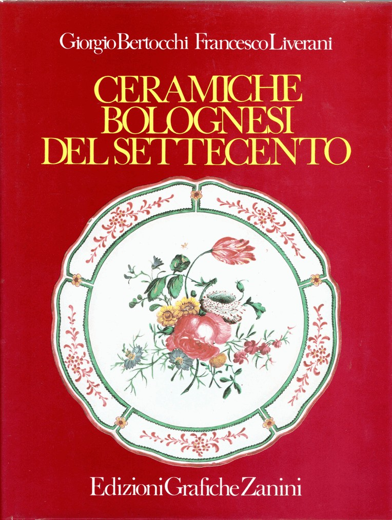 Ceramiche bolognesi del Settecento