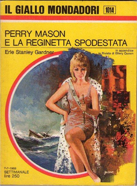 Perry Mason e la reginetta spodestata