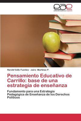 Pensamiento Educativo de Carrillo