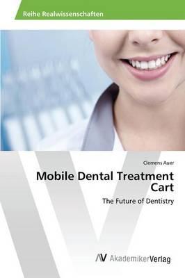 Mobile Dental Treatment Cart