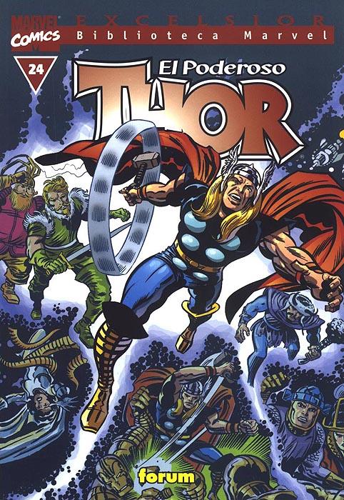 Biblioteca Marvel: T...