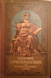 Allgemeine Litteraturgeschichte, Band 1