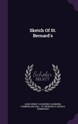 Sketch of St. Bernard's