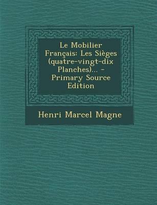 Le Mobilier Francais