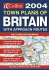 Handy Town Plan Atlas Britain
