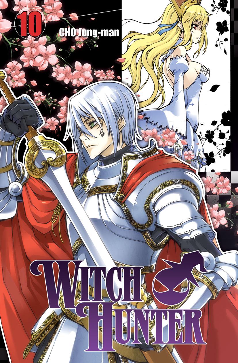 Witch Hunter vol. 10
