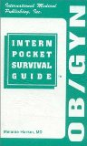 Ob/gyn Intern Pocket Survival Guide