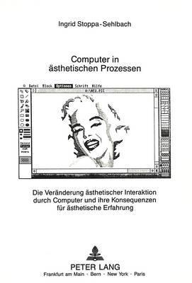 Computer in ästhetischen Prozessen