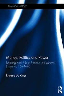 Money, Politics and Power
