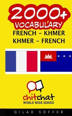 2000+ French Khmer Khmer-french Vocabulary