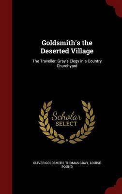 Goldsmith's the Deserted Village