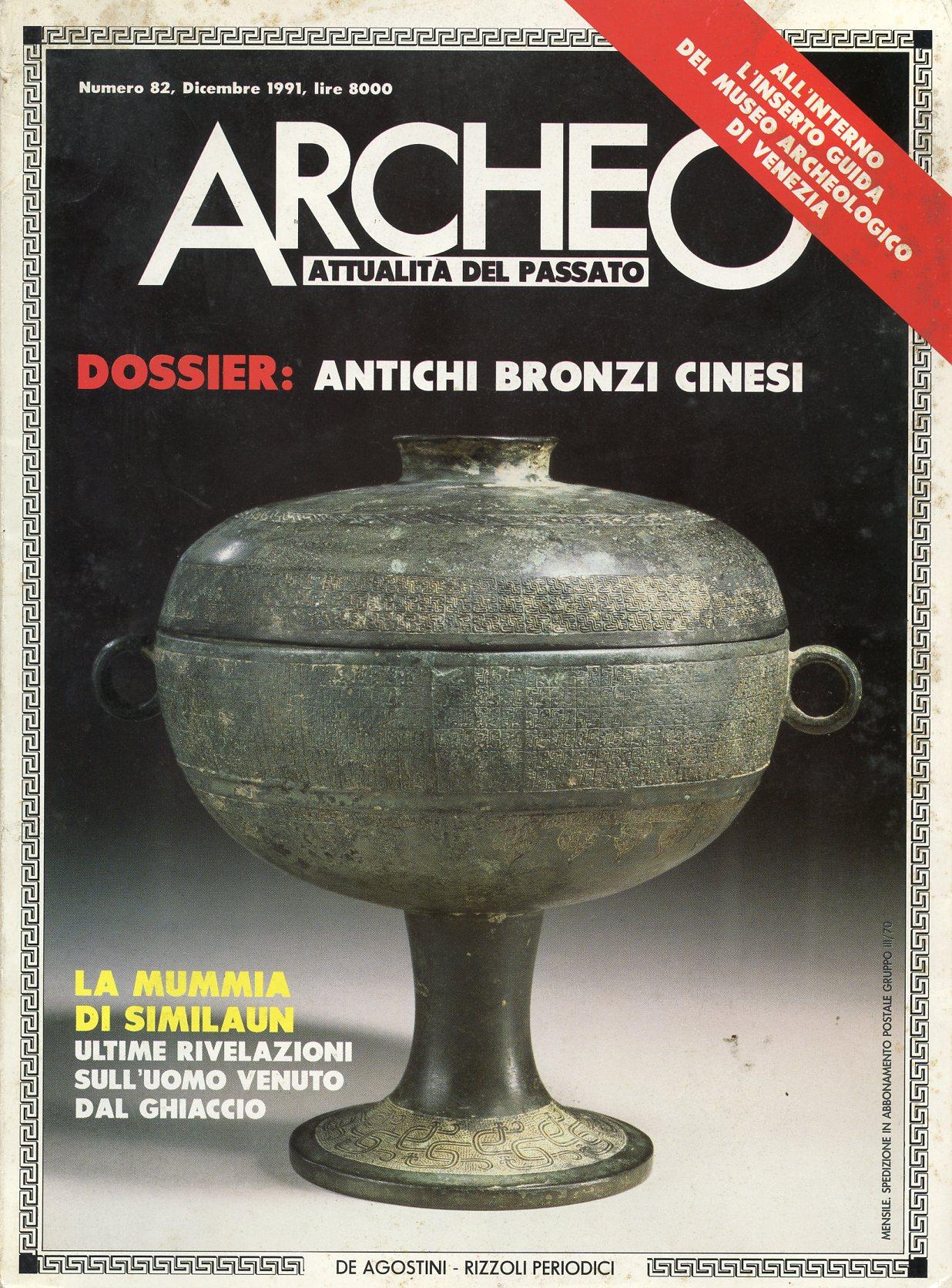 Archeo, attualità del passato n. 82