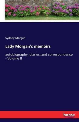 Lady Morgan's memoirs