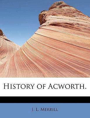 History of Acworth.