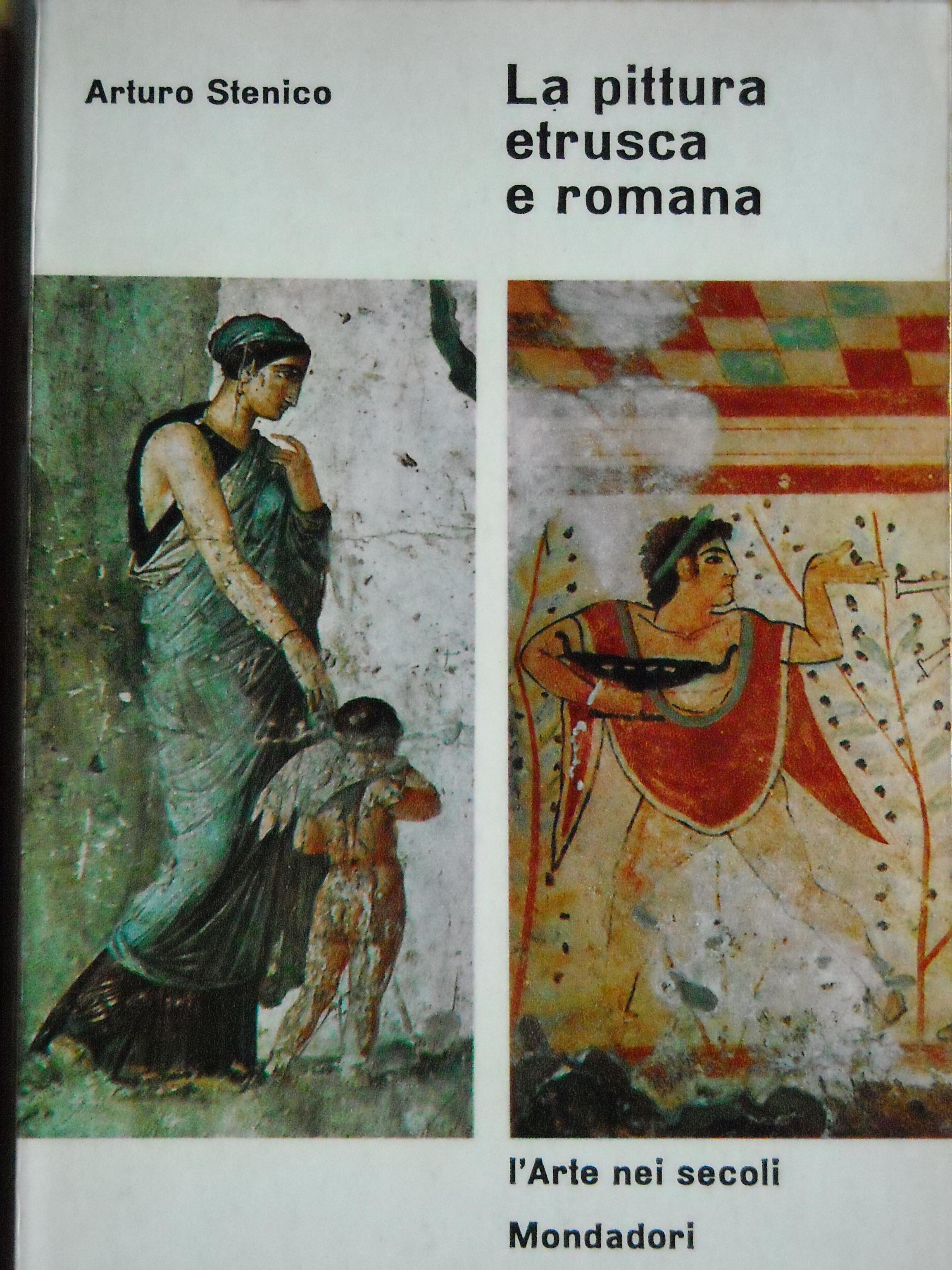 La pittura etrusca e romana