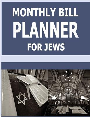 Monthly Bill Planner for Jews