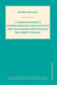 La responsabilità internazionale dello Stato per violazioni strutturali dei diritti umani