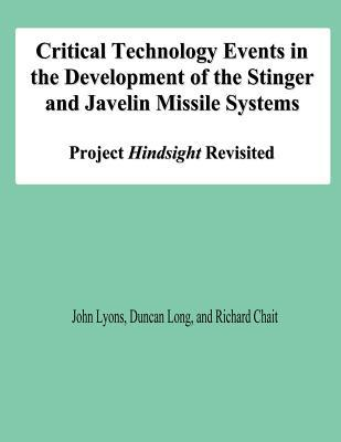 Critical Technology Events in the Development of the Stinger and Javelin Missile Systems