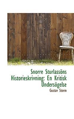 Snorre Sturlassons H...