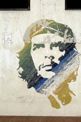 Che Guevara Mural in Havana, Cuba Journal