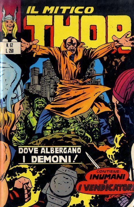 Il Mitico Thor n. 62