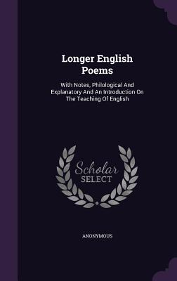 Longer English Poems