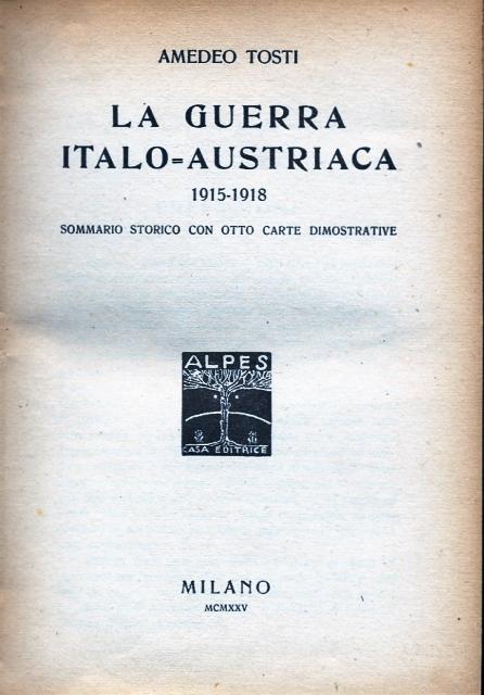 La guerra italo-austriaca 1915-18