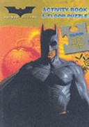 Batman Begins Book & Floor Puzzle