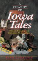 A Treasury of Iowa Tales